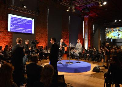"""Predstavništvo EU komisije u Hrvatskoj """"Citizen dialogue"""""""