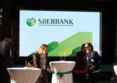 """Sberbank d.d """"Službeno otvorenje prve poslovnice u RH"""""""